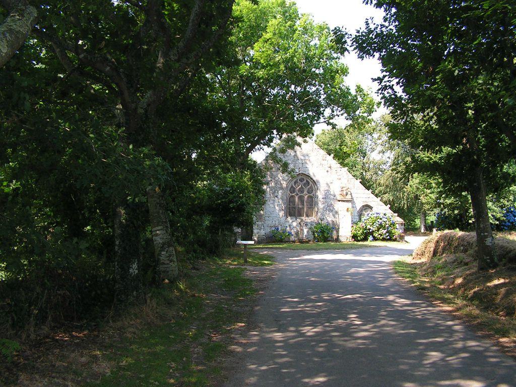 chapelle de tremalo