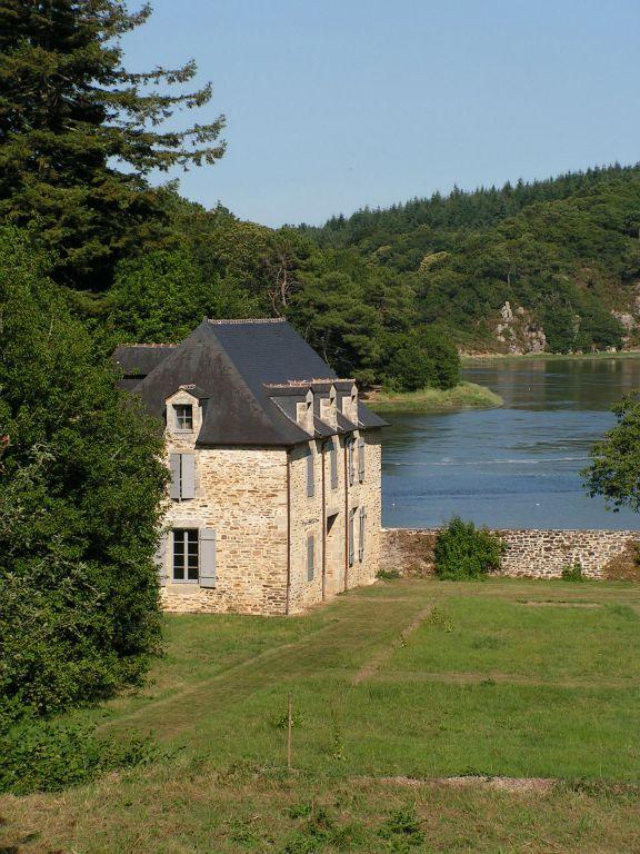 abbaye st Maurice